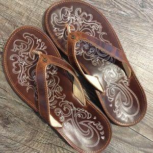 Olukai women's flip flops